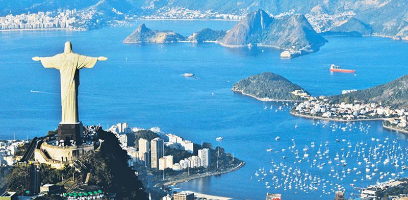 ברזיל / צילום: רויטרס, RICARDO MORAES