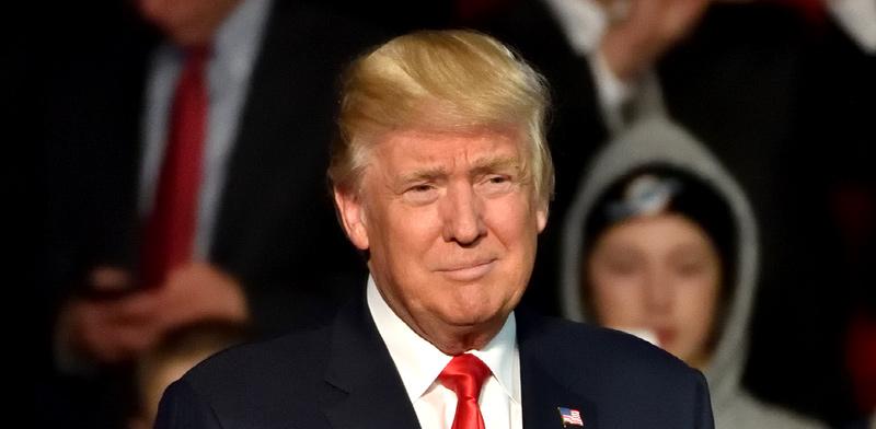 """נשיא ארה""""ב, דונלד טראמפ /צילום: shutterstock"""