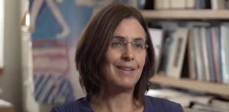 פרופ' שפי גולדווסר, השותפה לתגלית של הוכחה באפס ידיעה /  צילום: יוטיוב