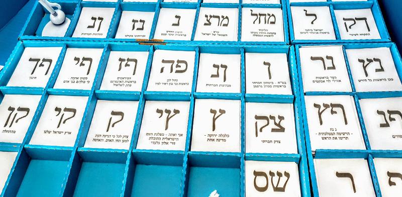 קלפי בבחירות 2019 / צילום: שלומי יוסף