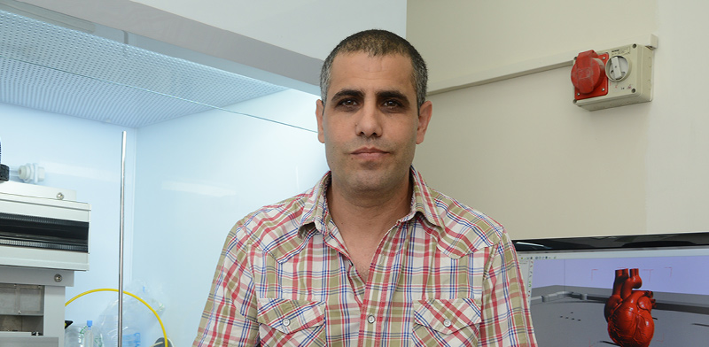 Prof. Tal Dvir Photo: Eyal Izhar