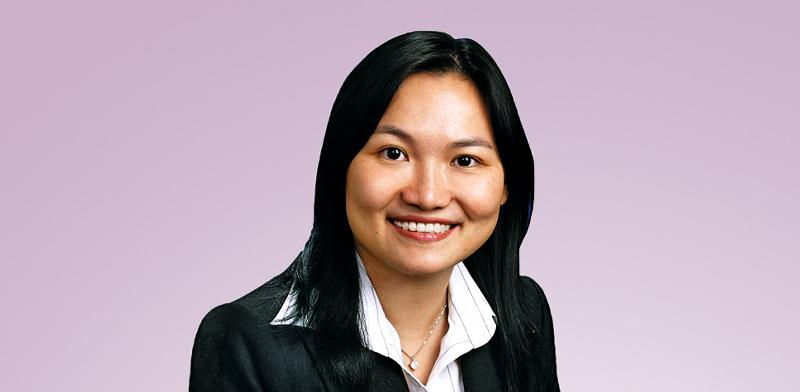 לואיזה לו, מנהלת השקעות בכירה בענקית ההשקעות הבריטית שרודרס / צילום: שרודרס