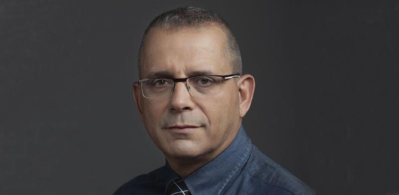 """מוטי אלמליח, מנכ""""ל טלרד הנכנס / צילום: ורדי כהנא"""