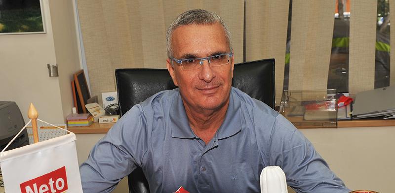 עמי גולדין / צילום: בן יוסטר