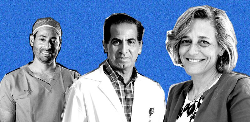 """רופאים ישראלים בחו""""ל / צילום: פאול אורלייב, מתן פורטנוי, איל יצהר"""