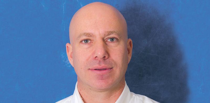 """ארי שטיינברג, המנכ""""ל החדש של מועדון הצרכנות של חברי הסתדרות המורים / צילום: מרכז השלטון המקומי"""