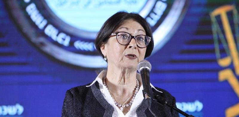 נשיאת העליון אסתר חיות. ביקורת נוקבת / צילום: ליאב פלד