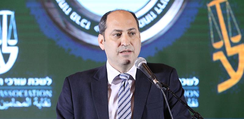 """ד""""ר יואב ספיר, הסנגור הציבורי הארצי / צילום: ליאב פלד"""