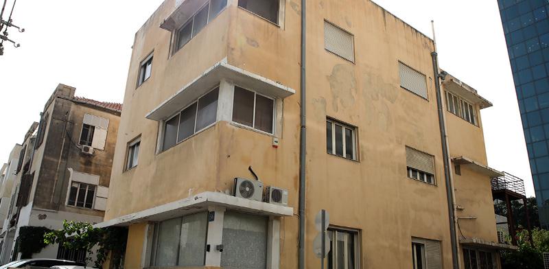 בית פומרוק, תל-אביב / צילום: כדיה לוי