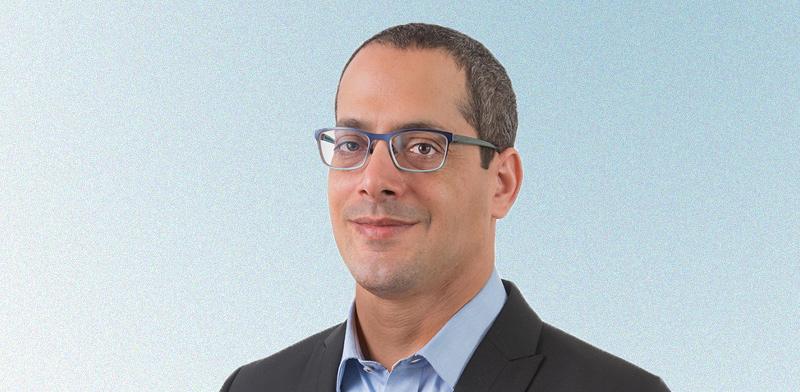 """עמיר לוינטל, מנכ""""ל ומייסד משותף בחברת Cylus / צילום: Cylus"""