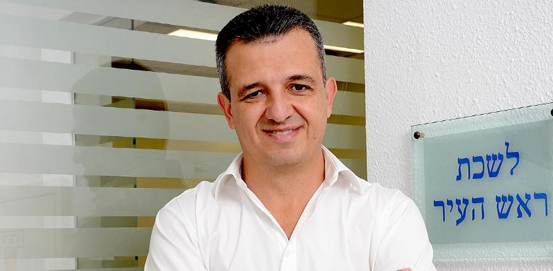 ראש עיריית רמת-גן, כרמל שאמה־הכהן / צילום: איל יצהר
