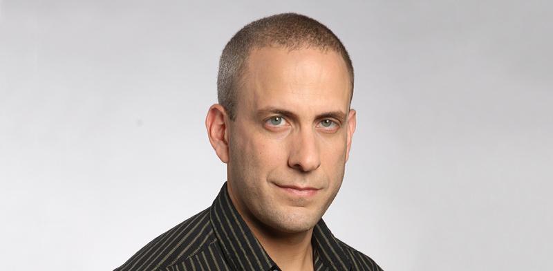 """אסף פלד, מנכ""""ל Minute Media ומייסד-שותף / אילוסטרציה: מינט מדיה"""