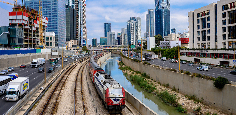 Ayalon corridor Photo: Shutterstock