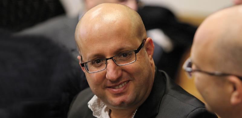 """תמיר כהן, מנכ""""ל שיכון ובינוי / צילום: אלון רון"""