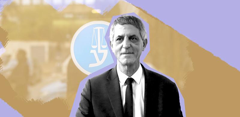 """עו""""ד אבי חימי. נבחר רשמית לראש לשכת עורכי הדין / צילום: יוסי זמיר, עיבוד: טלי בוגדנובסקי"""
