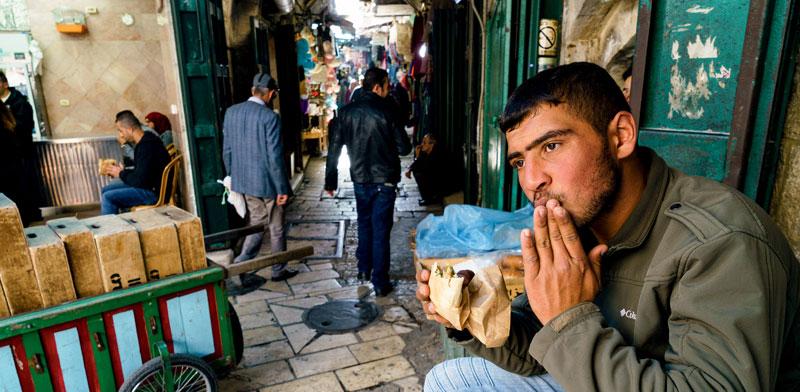 סמטאות מזרח ירושלים / צילום: אילון פז