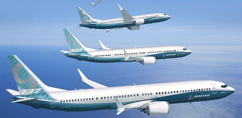 מטוסי בואינג מדגם ה- 737 MAX  / צילום: בואינג