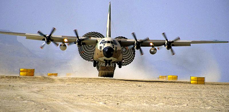"""מטוס הרקולס / צילום: יח""""צ"""
