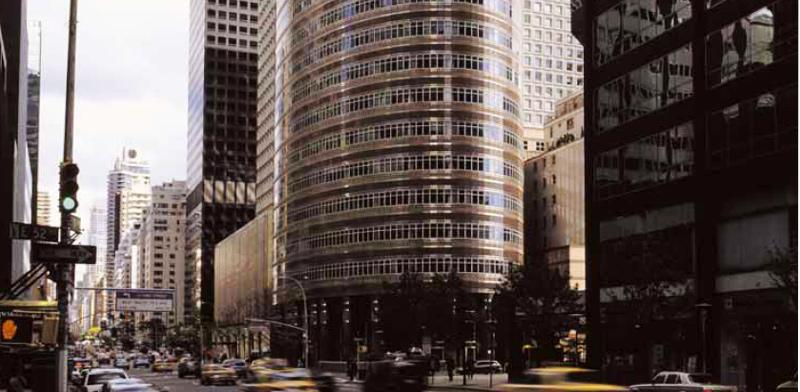 """מגדל הליפסטיק במנהטן   / צילום: יח""""צ"""