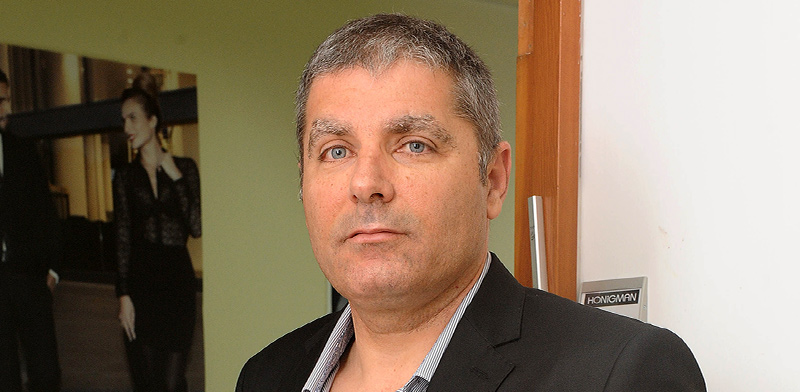 """מיכה רונן, מנכ""""ל בגיר גרופ / צילום: תמר מצפי"""