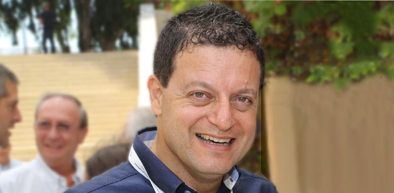 """ד""""ר סאמר חאג' יחיא. מונה ליו""""ר בנק לאומי / צילום: רון אלון"""