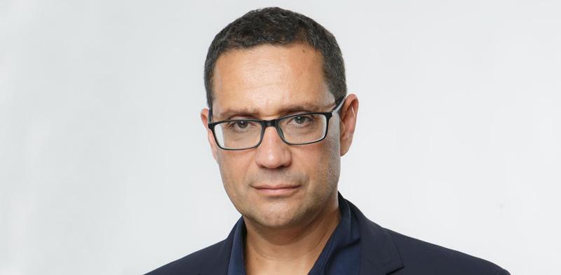 """יואב פרץ, מנכ""""ל אולפני הרצליה / צילום: ינאי יחיאל"""
