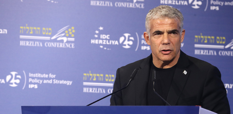 Yair Lapid / Photo: Gilad Kavolarchik