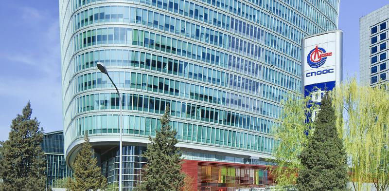 בניין CNOOC בבייג'ין / צילום: shutterstock, שאטרסטוק