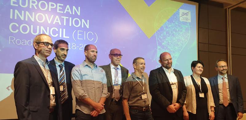 הנציבות האירופית תשקיע עד 15 מיליון אירו בחברות סטארט-אפ / צילום: ISERD