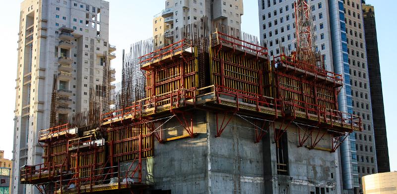 אתר בנייה / צילום: shutterstock
