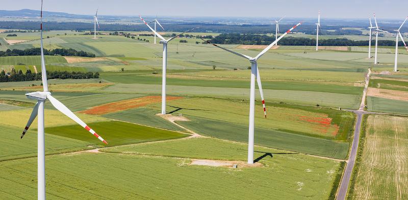 חוות אנרגיית רוח / צילום: shutterstock, שאטרסטוק