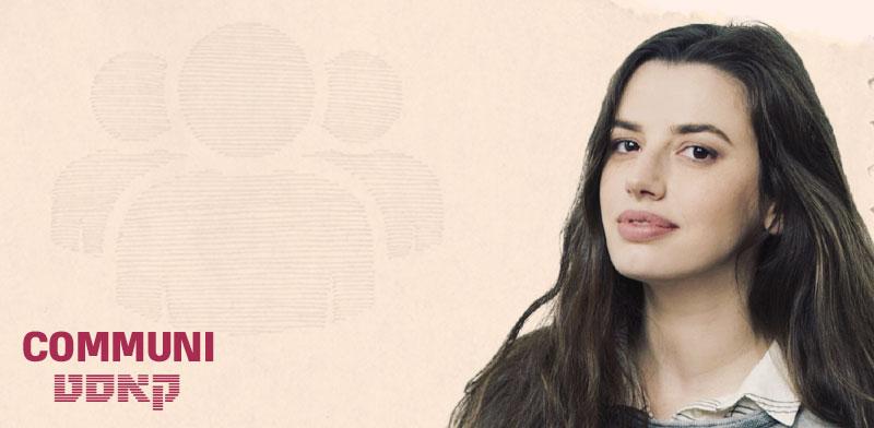 אירה חרקובסקי, מנהלת קהילת אינסטגרם ישראל / צילום:עדו לביא