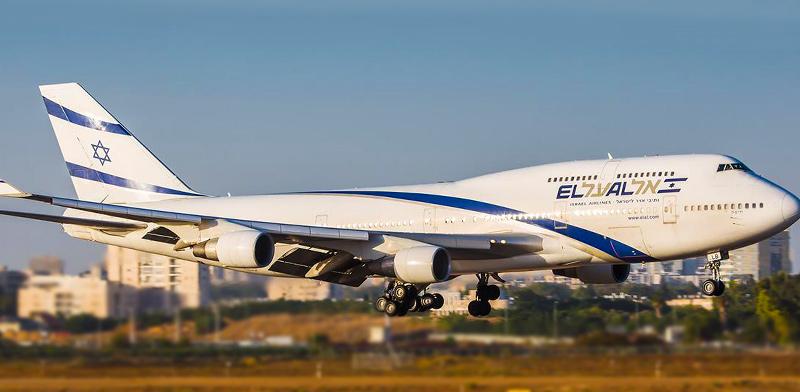 מטוס אל על 747 4X-ELB / צילום: יוחאי מוסי