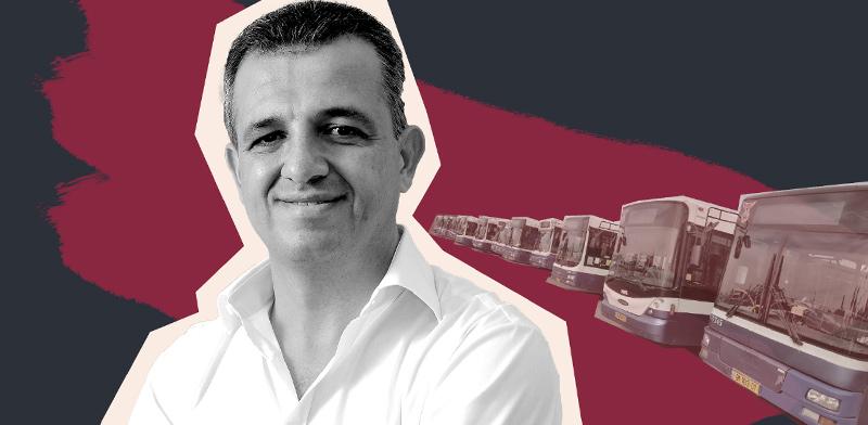 כרמל שאמה-הכהו, ראש עיריית רמת גן / צילום: איל יצהר, עיצוב תמונה: טלי בוגדנובסקי