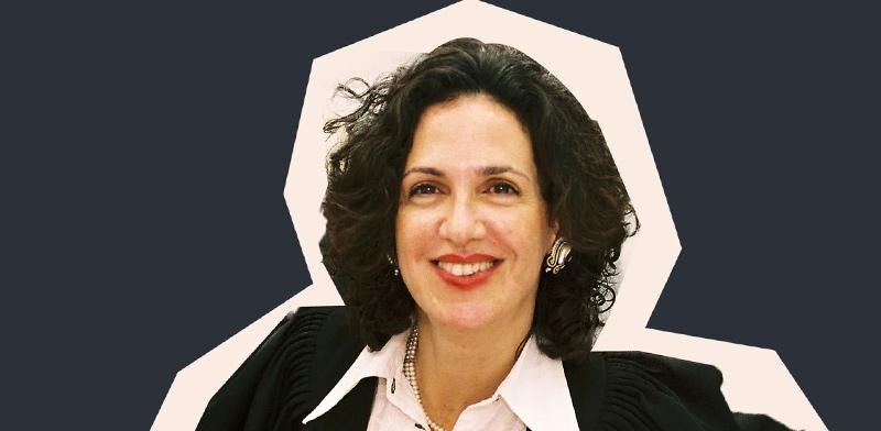 השופטת ניצה מימון-שעשוע / צילום: כרמית שי