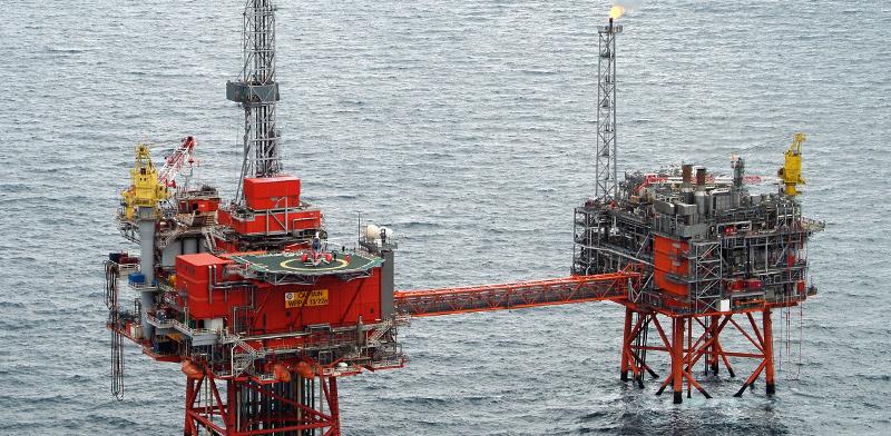 קידוח של איתקה בים הצפוני / צילום: אתר החברה