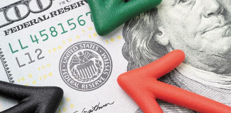 מדיניות הריבית של הפדרל ריזרב עומדת במרכז השיקולים של המשקיעים / אילוסטרציה: shutterstock