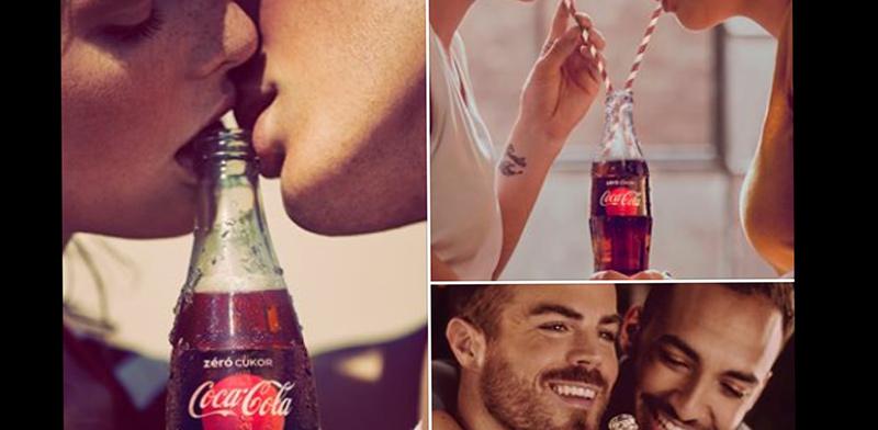 מתוך קמפיין קוקה-קולה / צילום: צילום מסך מפייסבוק