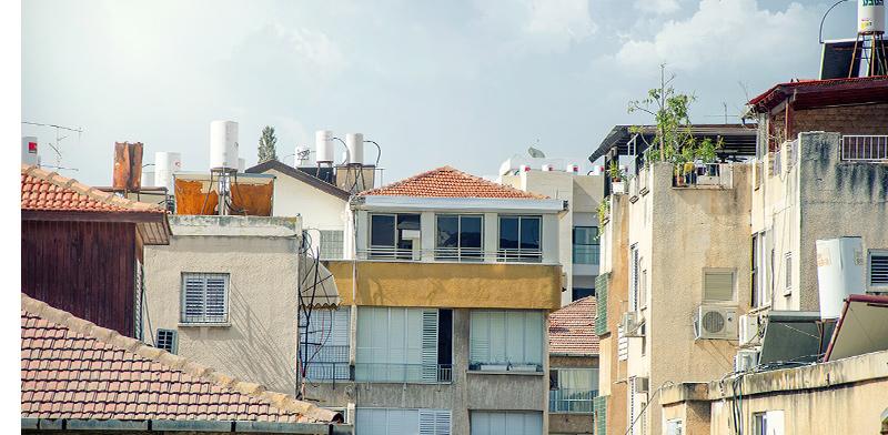דירות גג בראשון לציון / צילום: shutterstock, שאטרסטוק