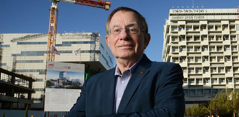 """פרופ' רפי ביאר, נשיא האגודות הבינלאומיות של בית החולים רמב""""ם / צילום: איל יצהר, גלובס"""