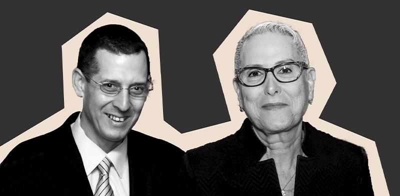 נתי ביאליסטוק כהן ומירה אלטמן / צילום: אלון רון, שלומי יוסף