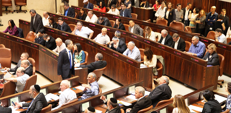 מליאת הכנסת: רק מפלגות מעטות מקדמות מדיניות כלכלית ליברלית / צילום: דוברות הכנסת