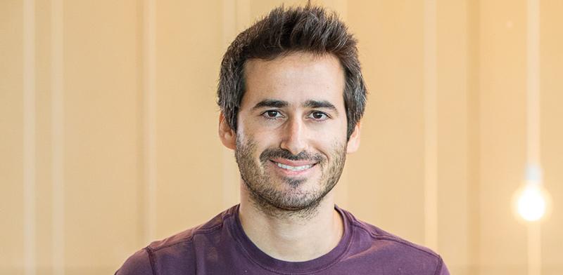 """דניאל פלד, מייסד שותף של אורבס / צילום: יח""""צ"""