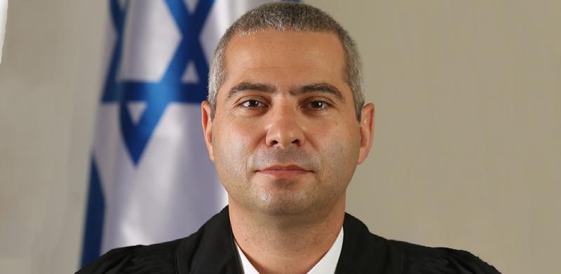 השופט גיא אבנון / צילום: דוברות הרשות השופטת