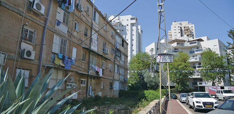 שכונת גיורא, גבעת שמואל / צילום: תמר מצפי