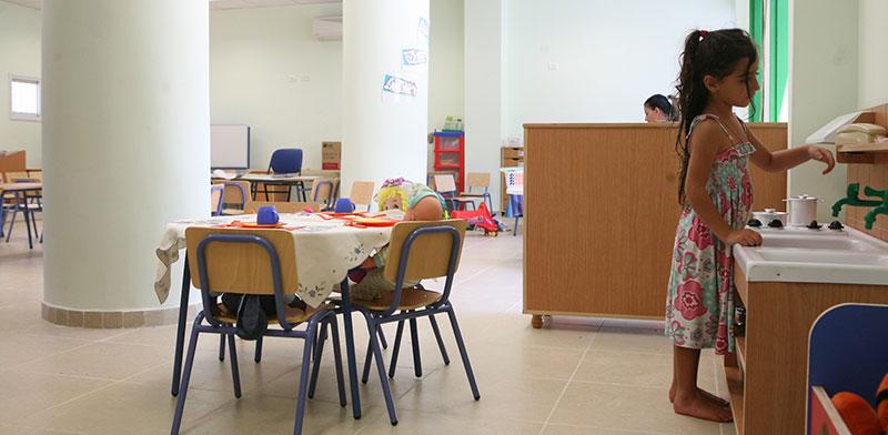 גן ילדים / צילום: עינת לברון
