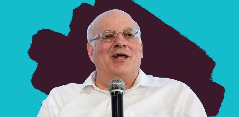 """יו""""ר ועדת הבחירות, השופט חנן מלצר / צילום: שלומי יוסף, גלובס"""