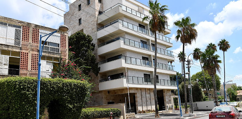 בנייה בחיפה / צילום: פאול אורלייב