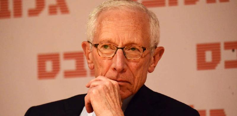 Stanley Fischer  / Photo: Eyal Izhar, Globes