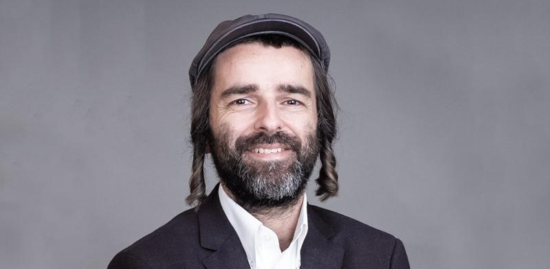 """מקס בלובנד, מנכ""""ל אפסווילאג' / צילום: יח""""צ"""
